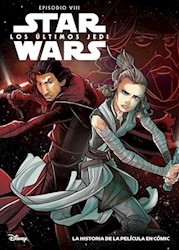 Libro Star Wars  Episodio Viii  Los Ultimos Jedi