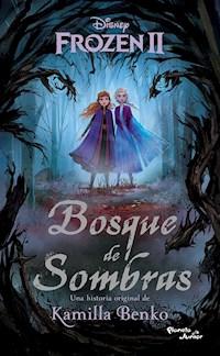 Libro Frozen 2  Bosque De Sombras