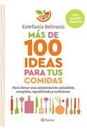 Papel MAS DE 100 IDEAS PARA TUS COMIDAS PARA LLEVAR UNA ALIMENTACION SALUDABLE COMPLETA EQUILIBRADA