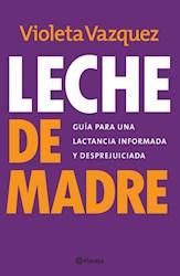 Libro Leche De Madre