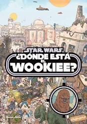 Papel Star Wars Donde Esta El Wookiee
