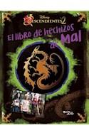 Papel LIBRO DE HECHIZOS DE MAL (DESCENDIENTES 2) [ILUSTRADO]