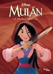 Libro Mulan  La Novela Grafica