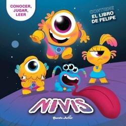 Libro Nivis  Amigos De Otro Mundo