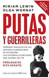 Papel PUTAS Y GUERRILLERAS (COLECCION ESPEJO DE LA ARGENTINA) [PROLOGO DE RITA SEGATO]