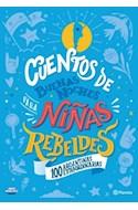 Papel CUENTOS DE BUENAS NOCHES PARA NIÑAS REBELDES 100 ARGENTINAS EXTRAORDINARIAS