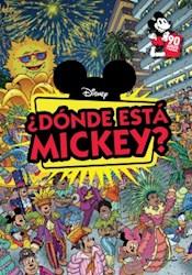 Libro Mickey Mouse . Donde Esta El Mickey ?