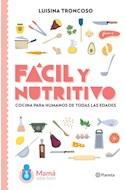 Papel FACIL Y NUTRITIVO COCINA PARA HUMANOS DE TODAS LAS EDADES