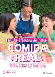 Libro Comida Real Para Toda La Familia