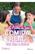 Papel COMIDA REAL PARA TODA LA FAMILIA