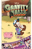 Papel GRAVITY FALLS COMIC 6 [ILUSTRADO]