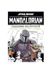 Papel Star Wars. The Mandalorian. Cuaderno Galactico 5