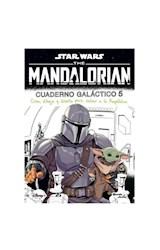 Papel STAR WARS THE MANDALORIAN CUADERNO GALACTICO 5 [ILUSTRADO]
