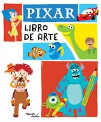 Libro Pixar  Libro De Arte