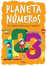 Papel Planeta Numeros