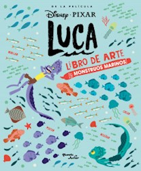 Libro Luca  Libro De Arte Y Monstruos Marinos