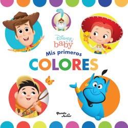 Papel Disney Baby. Mis Primeros Colores