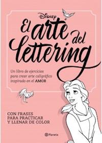Papel El Arte Del Lettering: Amor