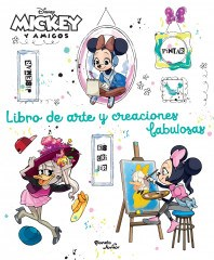 Libro Minnie  Libro De Arte