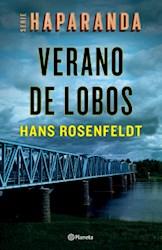 Libro Verano De Lobos  ( Serie Haparanda 1 )