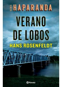 Papel Verano De Lobos (Serie Haparanda 1)