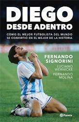 Libro Diego, Desde Adentro