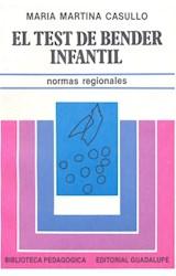 Test EL TEST DE BENDER INFANTIL