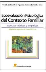 Test ECOEVALUACION PSICOLOGICA DEL CONTEXTO FAMILIAR