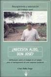 Libro Necesita Algo  Don Jose ?