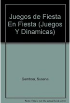 Papel JUEGOS DE FIESTA EN FIESTA