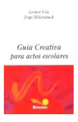 Papel GUIA CREATIVA PARA ACTOS ESCOLARES