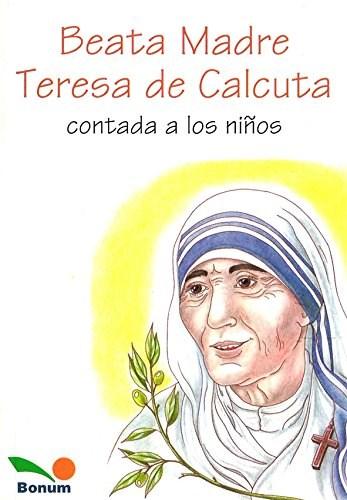Papel Beata Teresa De Calcuta Contada A Los Niños