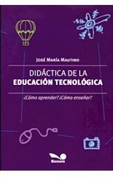 Papel DIDACTICA DE LA EDUCACION TECNOLOGICA