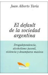 Papel DEFAULT DE LA SOCIEDAD ARGENTINA