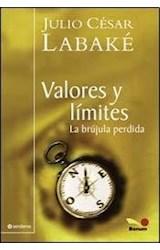 Papel VALORES Y LIMITES LA BRUJULA PERDIDA