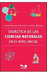 Papel DIDACTICA DE LAS CIENCIAS NATURALES EN EL NIVEL INICIAL