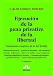 Libro Ejecucion De La Pena Privativa De La Libertad
