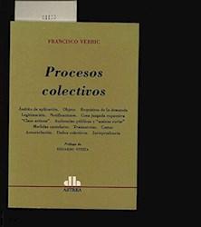 Libro Procesos Colectivos