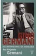 Papel GINO GERMANI DEL ANTIFASCISMO A LA SOCIOLOGIA