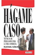 Papel HAGAME CASO (RUSTICA)