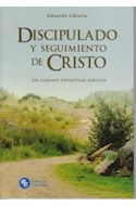 Papel DISCIPULADO Y SEGUIMIENTO DE CRISTO UN CAMINO ESPIRITUA