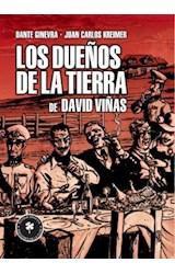 Papel LOS DUEÑOS DE LA TIERRA