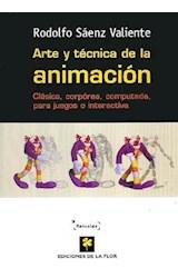 Papel ARTE Y TECNICA DE LA ANIMACION