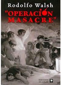 Papel Operacion Masacre