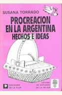 Papel PROCREACION EN LA ARGENTINA (HECHOS E IDEAS)