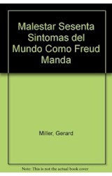 Papel MALESTAR (SESENTA SINTOMAS DEL MUNDO COMO FREUD MANDA)