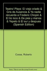 Papel Teatro 3 - Cossa, Roberto