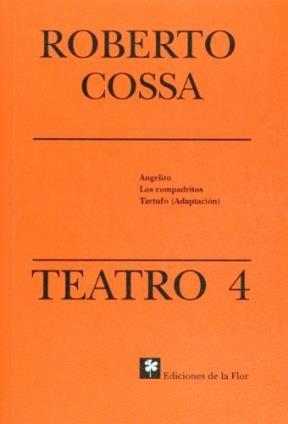 Papel Teatro 4 (Angelito / Los Compadritos / Tartufo)