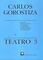 Papel Teatro 3 - Gorostiza, Carlos
