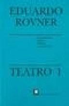 Papel Teatro 1 - Rovner, Eduardo